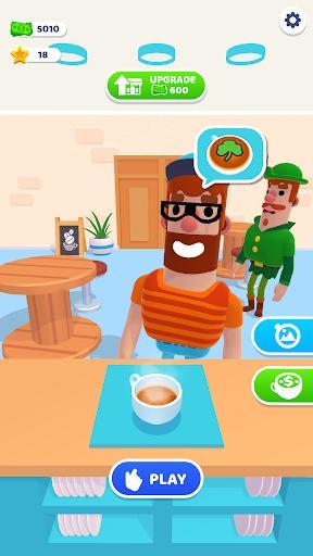 Coffee Shop 3D - عکس بازی موبایلی اندروید