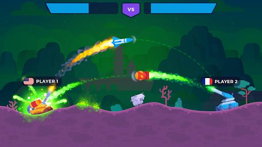 Tank Stars - عکس بازی موبایلی اندروید