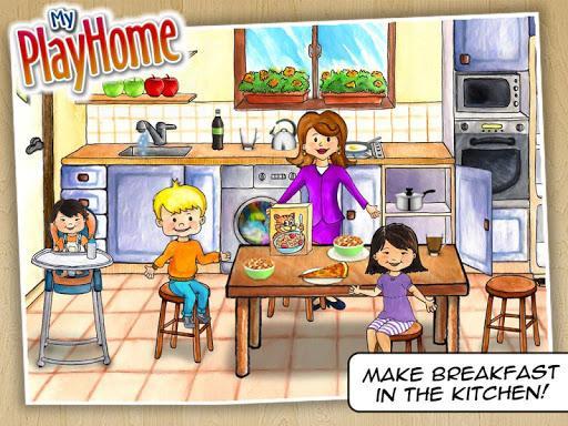 My PlayHome Lite - Play Home Doll House - عکس بازی موبایلی اندروید