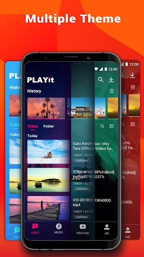 PLAYit - A New All-in-One Video Player - عکس برنامه موبایلی اندروید