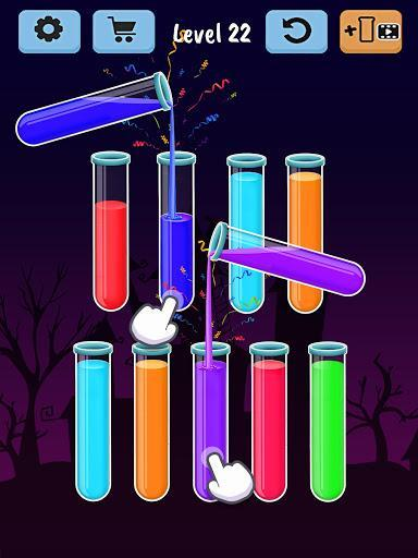 Color Water Sort Puzzle Games - عکس بازی موبایلی اندروید
