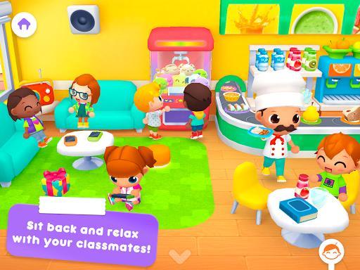 Sunny School Stories - عکس بازی موبایلی اندروید