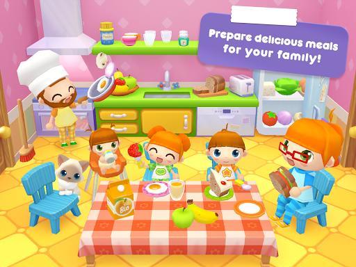 Sweet Home Stories - My family life play house - عکس برنامه موبایلی اندروید