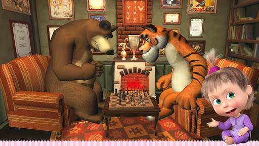 Masha and the Bear: Good Night! - عکس بازی موبایلی اندروید