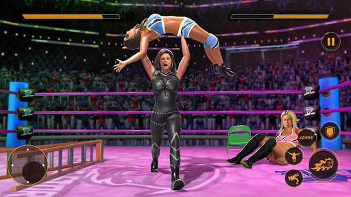 Real Wrestling Fight Championship: Wrestling Games - عکس بازی موبایلی اندروید