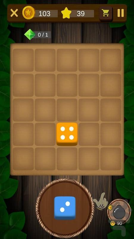 بازی جورکردنی تاج وتاس - عکس بازی موبایلی اندروید