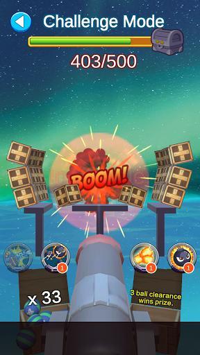 Super Crush Cannon - Ball Blast Game - عکس بازی موبایلی اندروید