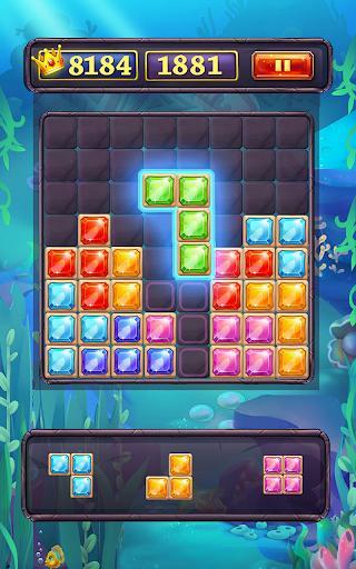 Block puzzle - Classic free puzzle - عکس بازی موبایلی اندروید