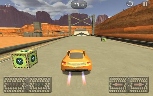 Stunt Driver - Gameplay image of android game