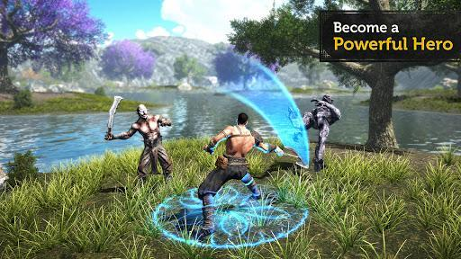 Evil Lands: Online Action RPG - عکس بازی موبایلی اندروید