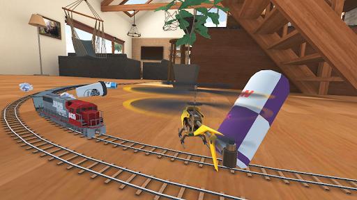 Backyard Pilot - عکس بازی موبایلی اندروید