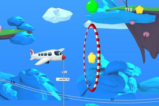Fun Kids Planes Game - عکس بازی موبایلی اندروید
