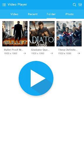 Max Player - عکس برنامه موبایلی اندروید