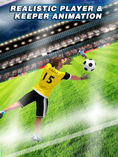Real Football Player: Soccer Strike League Game - عکس بازی موبایلی اندروید