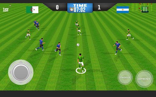 REAL FOOTBALL CHAMPIONS LEAGUE : WORLD CUP 2020 - عکس بازی موبایلی اندروید