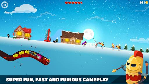 Dragon Hills - عکس بازی موبایلی اندروید