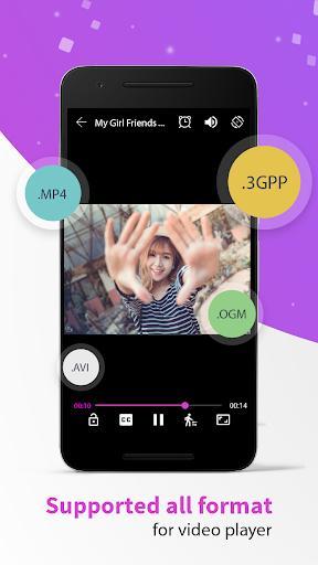 video player - عکس برنامه موبایلی اندروید