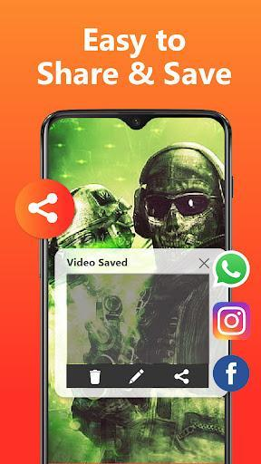 Screen Recorder : Video Recorder, Screen Record - عکس برنامه موبایلی اندروید