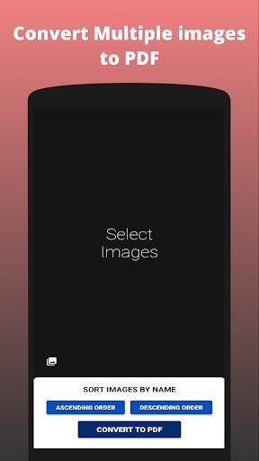 Image to PDF Converter   🇮🇳   JPG to PDF - عکس برنامه موبایلی اندروید