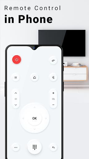 Remote Control for TV - Universal TV Remote (IR) - عکس برنامه موبایلی اندروید