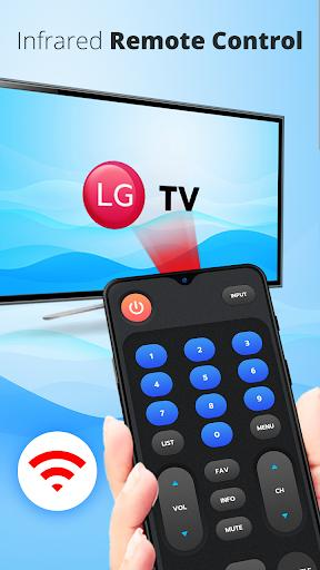 Remote control for LG TV - Smart LG TV Remote - عکس برنامه موبایلی اندروید