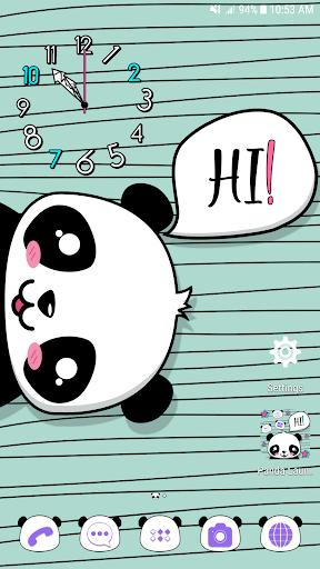 Panda Launcher - عکس برنامه موبایلی اندروید