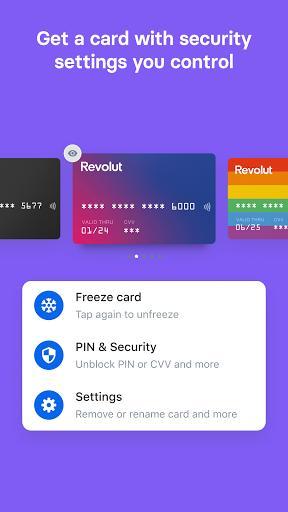 Revolut - عکس برنامه موبایلی اندروید