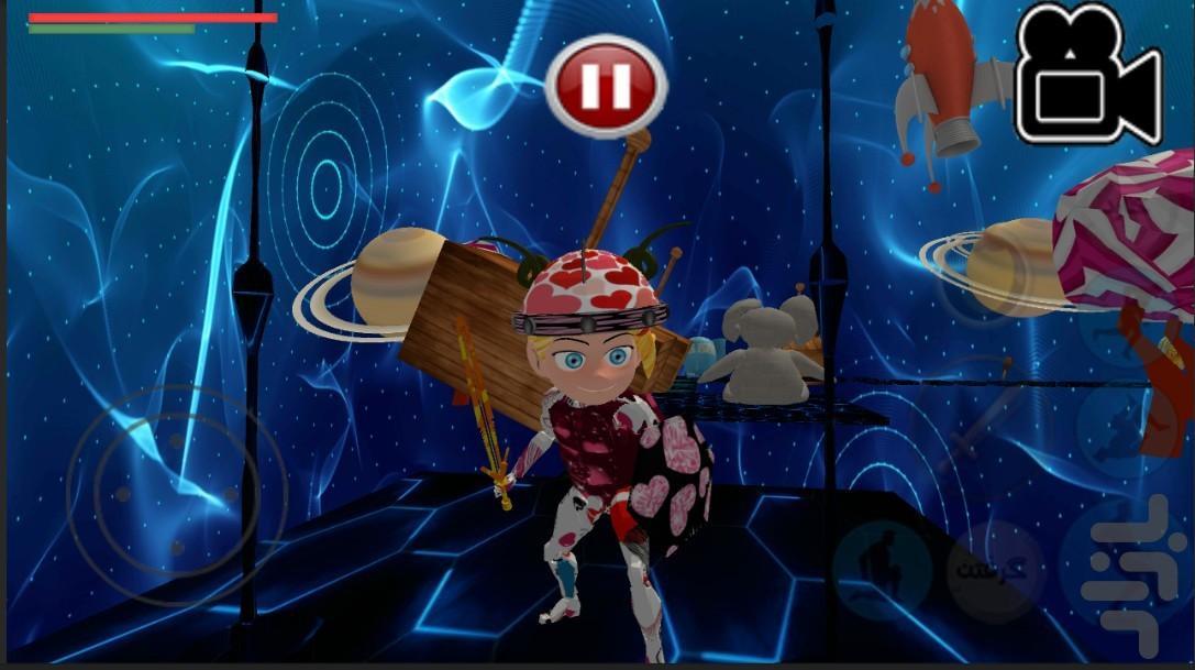 مردعنکبوتی و بن تن - عکس بازی موبایلی اندروید