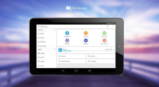 CM FILE MANAGER - عکس برنامه موبایلی اندروید