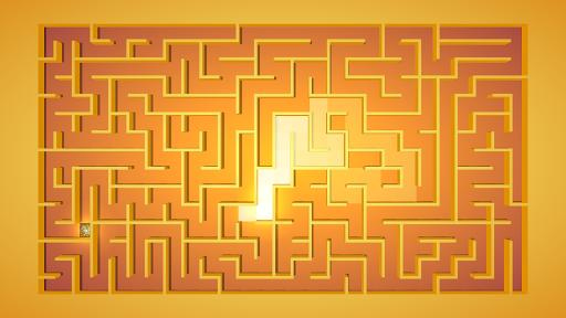 Maze: path of light - عکس بازی موبایلی اندروید