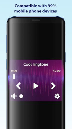 New Ringtones 2021 - عکس برنامه موبایلی اندروید