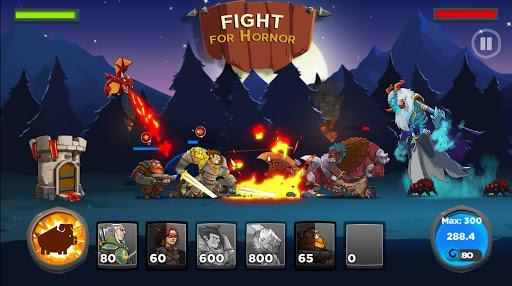 Castle Kingdom: Crush in Strategy Game Free - عکس بازی موبایلی اندروید