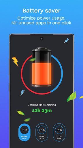 Rocket cleaner - عکس برنامه موبایلی اندروید