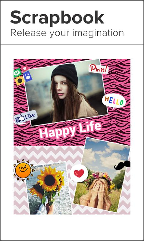 PhotoGrid: Video & Pic Collage Maker, Photo Editor - Image screenshot of android app