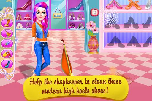 High Heels Fashion World - عکس برنامه موبایلی اندروید