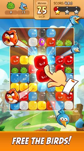 Angry Birds Blast - عکس بازی موبایلی اندروید