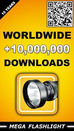 Flashlight - عکس برنامه موبایلی اندروید