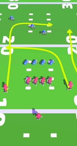 Touchdown Glory 2021 - عکس بازی موبایلی اندروید