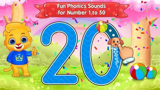 123 Numbers - Count & Tracing - عکس بازی موبایلی اندروید