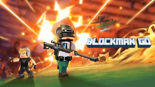 Blockman Go - عکس بازی موبایلی اندروید