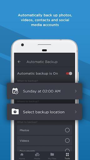 SanDisk Memory Zone - عکس برنامه موبایلی اندروید