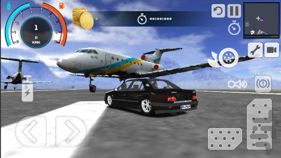 کف خواب سواران - عکس بازی موبایلی اندروید