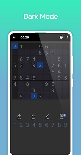 Sudoku - عکس بازی موبایلی اندروید