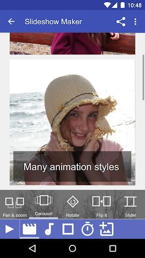 Scoompa Video - Slideshow Maker and Video Editor - عکس برنامه موبایلی اندروید