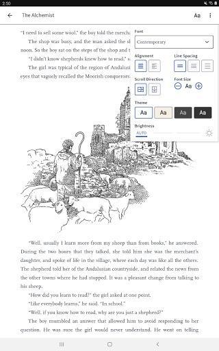 Scribd: Audiobooks & ebooks - عکس برنامه موبایلی اندروید