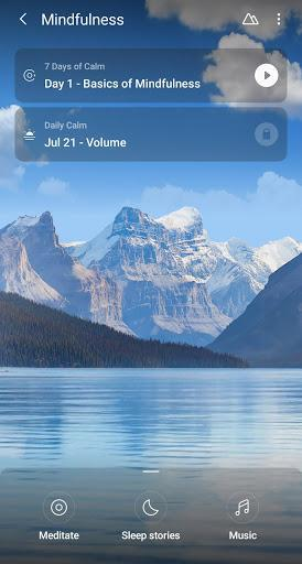 S Health - عکس برنامه موبایلی اندروید