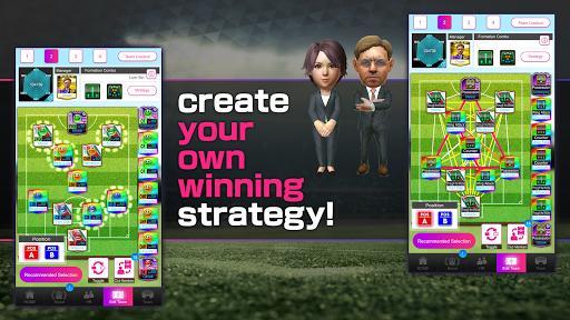 SEGA POCKET CLUB MANAGER - عکس بازی موبایلی اندروید