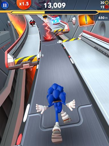 Sonic Boom - عکس بازی موبایلی اندروید