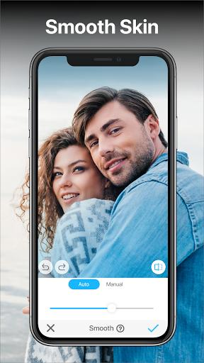 Selfix - Photo Editor And Selfie Retouch - عکس برنامه موبایلی اندروید