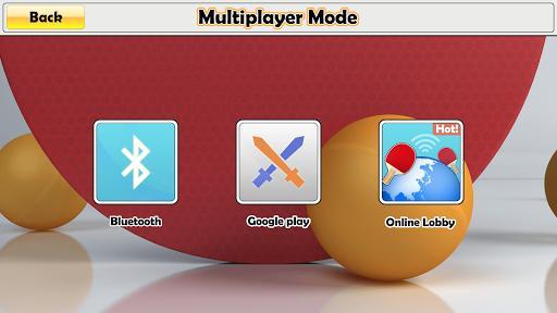 Virtual Table Tennis - عکس بازی موبایلی اندروید
